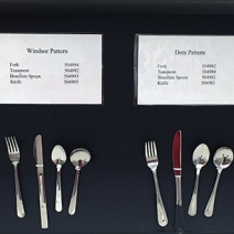 Main Source Cutlery Table Setting Display 2