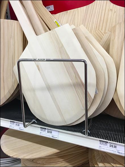 Main Source Pizza Paddle Shelf Management 2