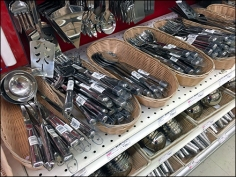 Maine Source Cooking Utensil Aisle 3