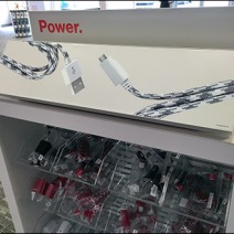 Power Cable Slatwall Bins 1