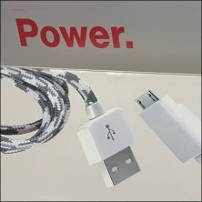 Power Cable Slatwall Bins Feature