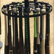 Rawlings Baseball Bat Rack 3
