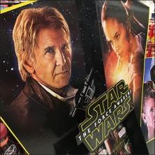 Star Wars Half Size POP Feature