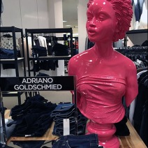 Adriano Goldschmied Color Statue 3