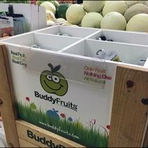 Buddy Fruits Bulk Bin Pouch Merchandising 1
