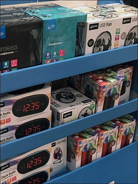 Dorm Essentials at JC Penny Main