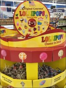 Gourmet Lollipop Bulk Bin Gallery 2
