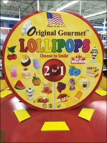 Gourmet Lollipop Bulk Bin Gallery 3