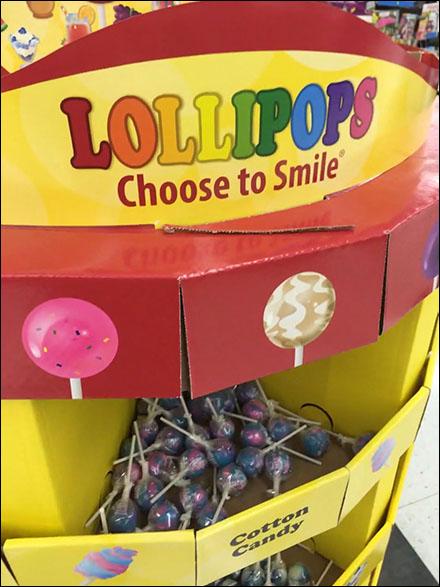 Gourmet Lollipop Bulk Bin Main