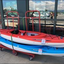 Pelican Kayak Cart 1
