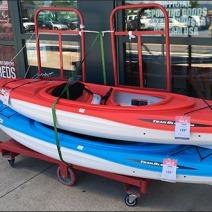 Pelican Kayak Cart 2