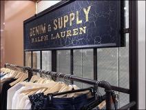 Ralph Lauren Denim & Supply Pipe Fitting 1