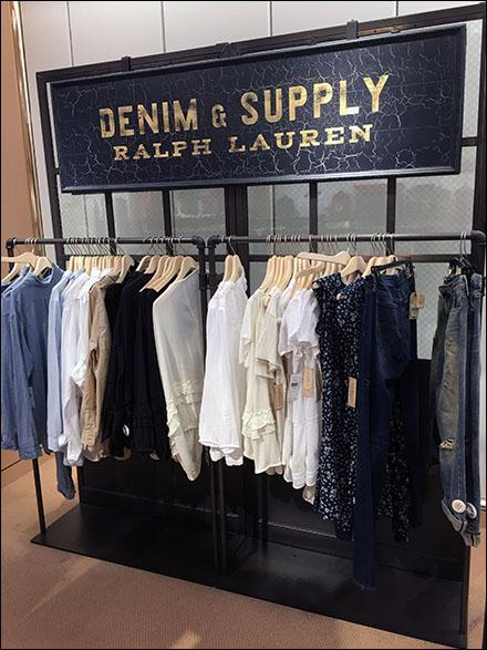 Ralph Lauren Denim & Supply Pipe Fitting Main