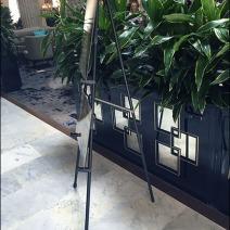 Ritz Carleton Lobby Art Easel 3