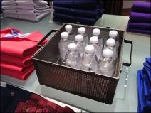 Robert Graham Perforated Water Bottle Carrier 0