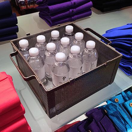 Robert Graham Perforated Water Bottle Carrier Main