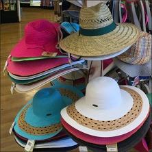 Summer Hat Rack Feature