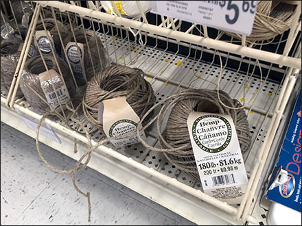 Twine and Rope Endless Basket Main