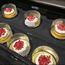 Wegmans Shortcake In A Short Cooler Case 2