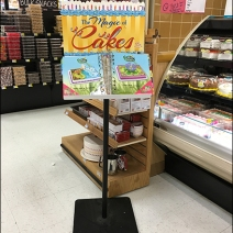 Weis Magic of Cakes Ordering Display 1