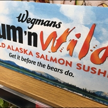 Alaskan Salmon Sushi - Get It Before The Bears Do 2