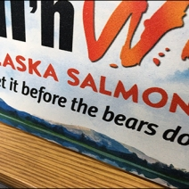Alaskan Salmon Sushi - Get It Before The Bears Do 3