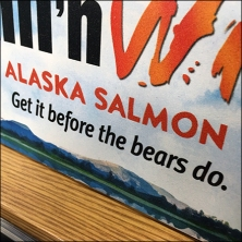 Alaskan Salmon Sushi - Get It Before The Bears Do Feature