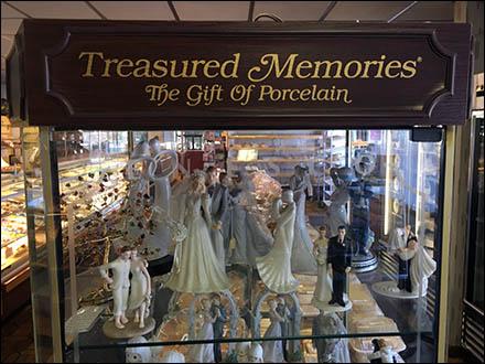 Baker Delight Treasured Memories Porcelain Showcase Main