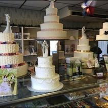 Bakery Delight Wedding Planner Literature Holder 1