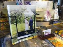 Bakery Delight Wedding Planner Literature Holder 3