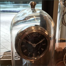 Bell Jar Assemblage At Pottery Barn Feature Clock