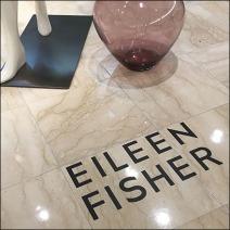 Eileen Fisher Singular Floor Graphic Feature