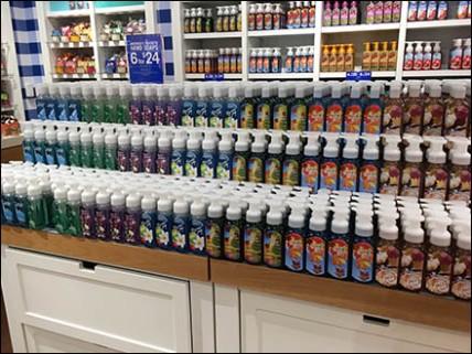 Fastidious Facings As Massed Merchandising 2