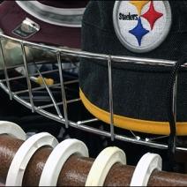 Fenced Circular Cap Rack In Apparel 3