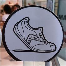 Infant Shoe Icon 1