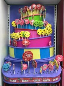 Lollipop Tower Display 2
