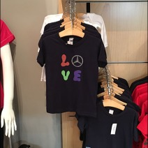 Mercedes Benz Manhattan Branded Kids T-Shirt 1