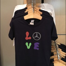 Mercedes Benz Manhattan Branded Kids T-Shirt 2