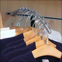 Mercedes Benz Manhattan Branded Kids T-Shirt Curved Slatwall Faceout
