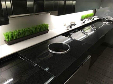 Mercedes Benz Manhattan Restroom Grass Landscaping 2