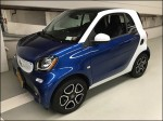 Mercedes Benz Manhattan Smart Car Courtesy Vehicle Aux