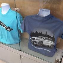 Mercedes Benz Manhattan T-Shirt Main