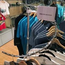 Mercedes Benz Manhattan T-Shirt Rack Sign Clip 1