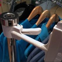 Mercedes Benz Manhattan T-Shirt Rack Sign Clip 3