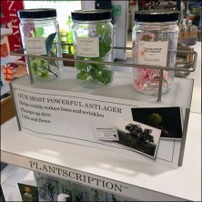 Plant-Scription Rx Point-of-Purchase Feature