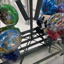 Table Top Balloon Tree 3