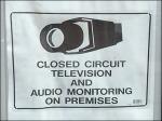 Video Surveillance Warning Aux