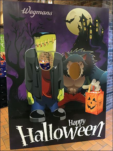 Halloween Photos at Wegmans Main