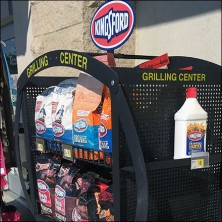 Kingsford Labor Day Sidewalk Grilling Center Feature