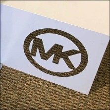 Michael Kors Logo Pedestals Square 2